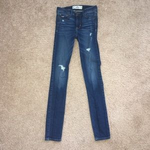 Hollister High Waisted Jeans